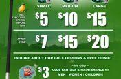 PGA Golf Range